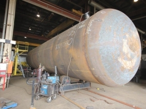 Vessel on Rollers 3